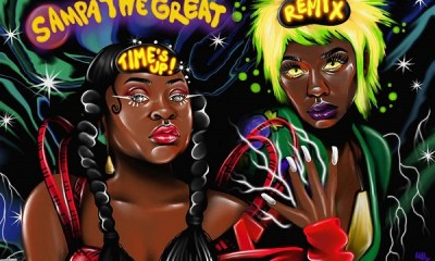 Sampa The Great – Time's Up Remix