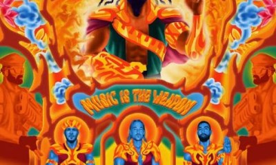 ALBUM: Major Lazer – MUSIC IS THE WEAPON