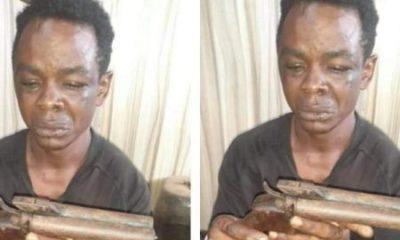 Akibu Tikare cultist arrested topnaija.ng