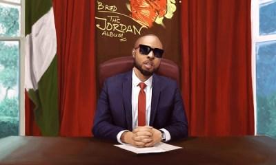 B-Red Jordan Album