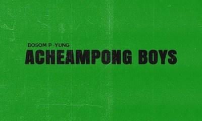 Bosom P-Yung Acheampong Boys
