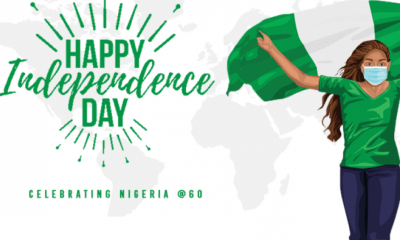 Happy 60th Independence Day Nigeria Quotes