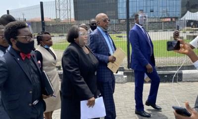 Lagos judicial panel visits Lekki tollgate 1