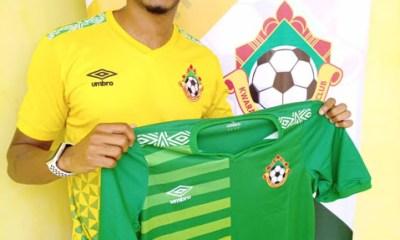 Nigerian Club, Kwara United Signs Brazilian Winger