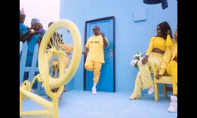 Olamide Greenlight video