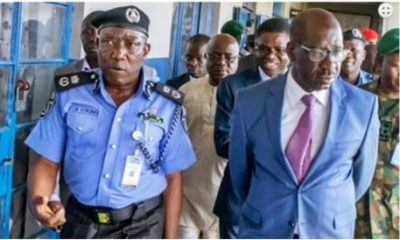 Obaseki begs police