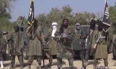 Chibok: How Suspected terrorists disrupted funeral ceremony, kill 11 men and abducted nine women-TopNaija.ng