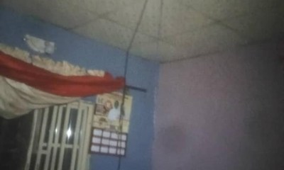 Young boy allegedly killed himself by hanging from a ceiling fan-TopNaija.ng