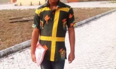 Family of UNIUYO final year student found dead in his apartment narrates how he was killed by a pastor -TopNaija.ng
