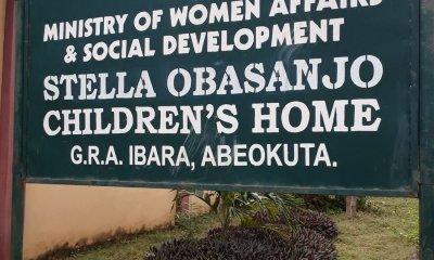 Ogun State: Five kids missing from Stella Obasanjo Home -TopNaija.ng