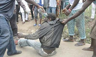 Robbery suspect beaten to death by angry youth in Edo-TopNaija.ng
