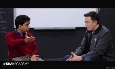 Elon Musk gifts $5 million to Khan Academy