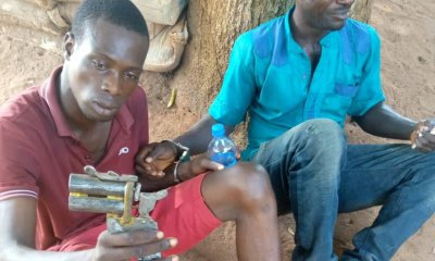 Anambra: Police foil New Year day robbery, nab two suspected cultists -TopNaija.ng