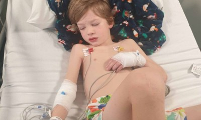 7-year-old boy suffering from memory loss after falling ill with Covid-19-TopNaija.ng