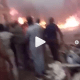 Early morning fire engulfs Sokoto central market-TopNaija.ng