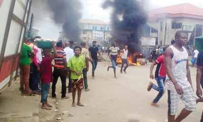 How angry mob roasted three suspected thieves to death in Cross River-TopNaija.ng