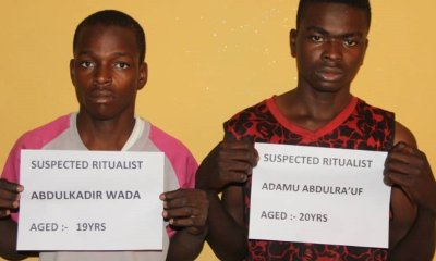 Two suspected ritualists confess how they removed girl's vagina for N500,000-TopNaija.ng