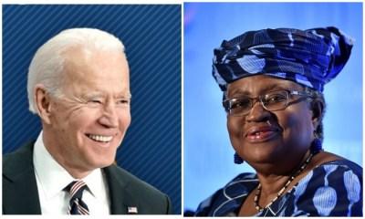 Biden Okonjo-Iweala
