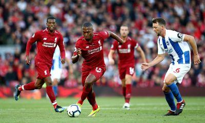 Brighton Liverpool 1-0
