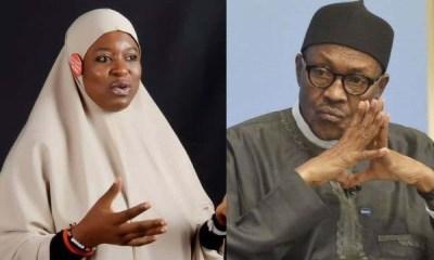 Aisha to Buhari: Grant referendum to Biafra, Oduduwa now