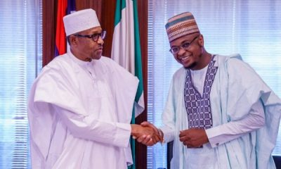 Pantami present as President Buhari chaired FEC meeting after UK trip