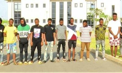 EFCC nabs 19 internet fraud suspects in Abuja