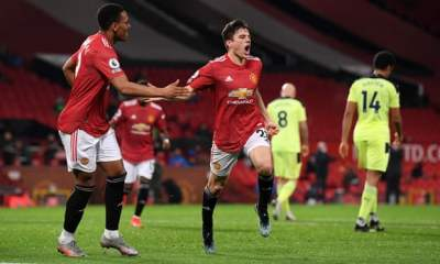 Man United beat Newcastle 3-1