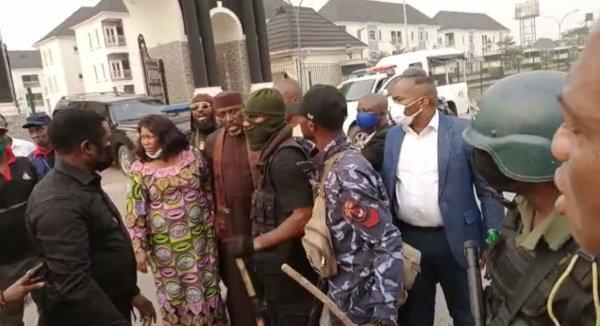 Okorocha arrested topnaija.ng 3