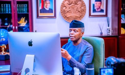 Osinbajo flags off the inception dialogue on the UN Food Systems Summit (Photos) Top Naija