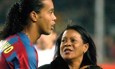 Ronaldinho's mum dead