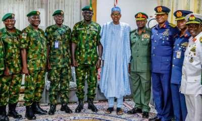 Senate confirms Buratai, ex-Service Chiefs as Ambassadors-Designate Top Naija