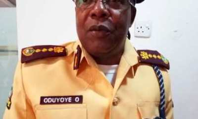 Traffic offence: LASTMA officials to carry body cameras - GM