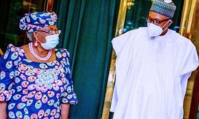 WTO-Okonjo-Iweala brought more honour to Nigeria - Buhari declares Top Naija