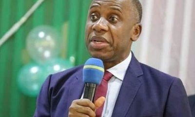 Amaechi calls for stiffer punishment for traffic offenders