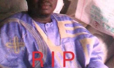 Tragedy as businessman killed in Boko Haram attack in Maiduguri [PHOTOS]-TopNaija.ng