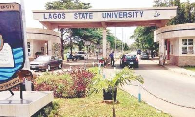 LASU emerges 2nd in 2021 Economies University Ranking
