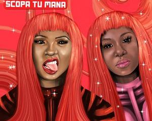 Mz Kiss – Scopa Tu Mana Ft. Niniola