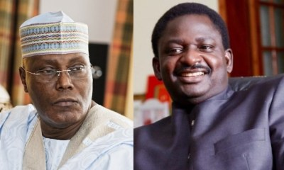 Presidency blasts Atiku 'You're part of the rot Nigeria has become'