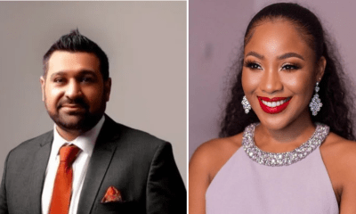 Erica reprimands a foreigner for lying about the absence of Lagos potholes