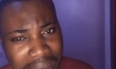 Nollywood Actor, Godwin Maduagu talks about committing suicide after his gay sex tape leaked online
