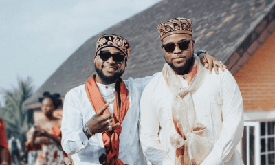 Taking back a gift you gave someone is lame - Davido's brother, Adewale Adeleke