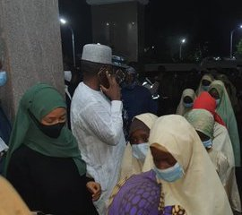 Zamfara schoolgirls released photos topnaija.ng 1