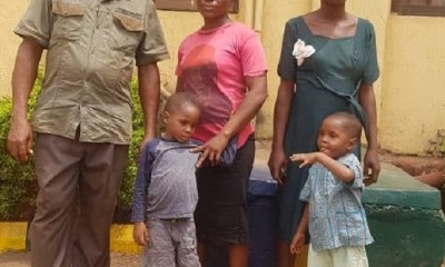 How tricycle operator rescued two children kidnapped by a couple in Ebonyi-TopNaija.ng