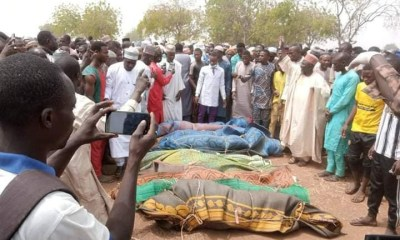 Gunmen kill 10 in Sokoto village, abduct wealthy businessman-TopNaija.ng