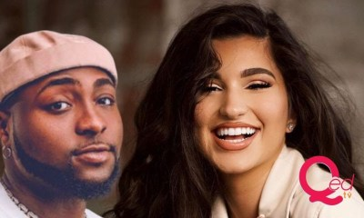 The moment American singer, Enisa said 'no' to Davido
