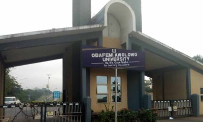 Tears as OAU staff commits suicide, leaves suicide note for his mother, wife and children-TopNaija.ng