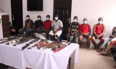 How Police arrested 2 Clerics, 14 Other Suspects Over Alleged Killings Of Security Operatives-TopNaija.ng