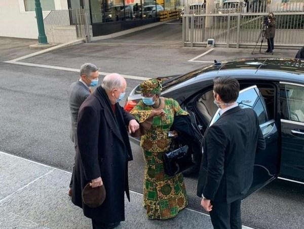 Okonjo-Iweala resumes as World Trade Organisation boss [PHOTOS] 1