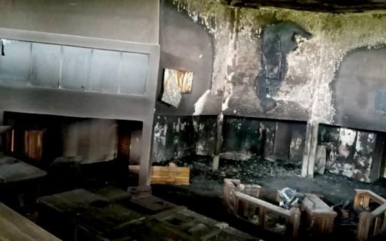 Fire destroys Katsina House of Assembly complex