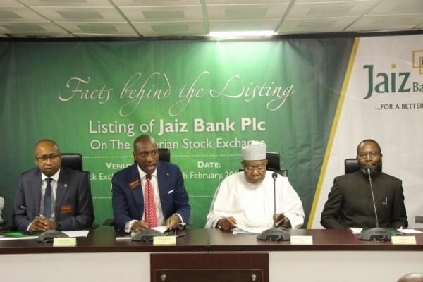 Jaiz Bank board